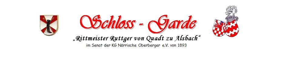 Schlossgarde Engelskirchen